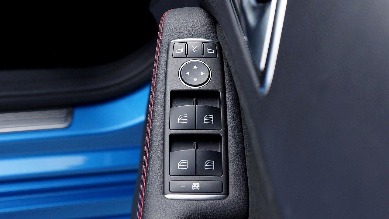 Стъклоповдигач – механизмът, който отговаря за движението на стъклата в автомобила