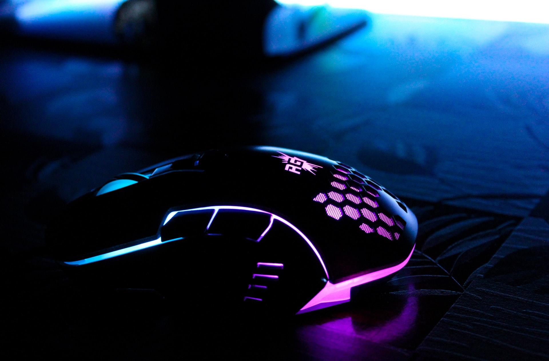 Избор на геймърка мишка